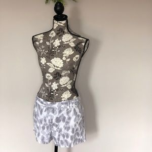 LOFT Ann taylor linen shorts